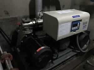 【磯子区】給水ポンプの交換工事...