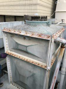 旧高架水槽