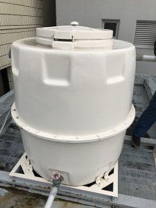 FRP製高架水槽