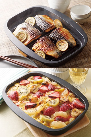 DELICIA_ココット_魚料理