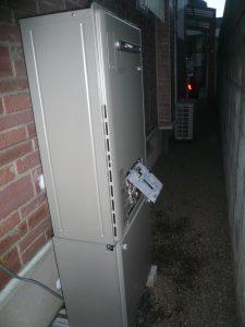 床暖房・追い炊き機能付きガス給湯器